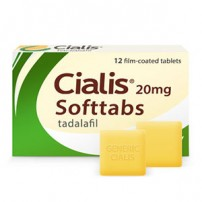 Cialis Soft Tabs - 20 - 20